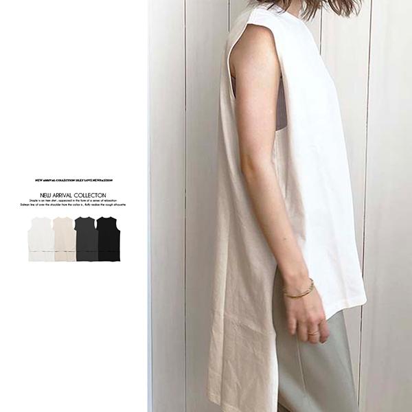 【予約4月下旬】【2021春夏新作】バックテールTシャツ