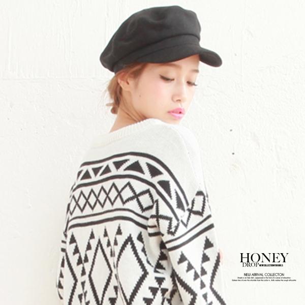 【セール】マリンキャスケット/帽子/ハット/小物/アクセサリー/s50