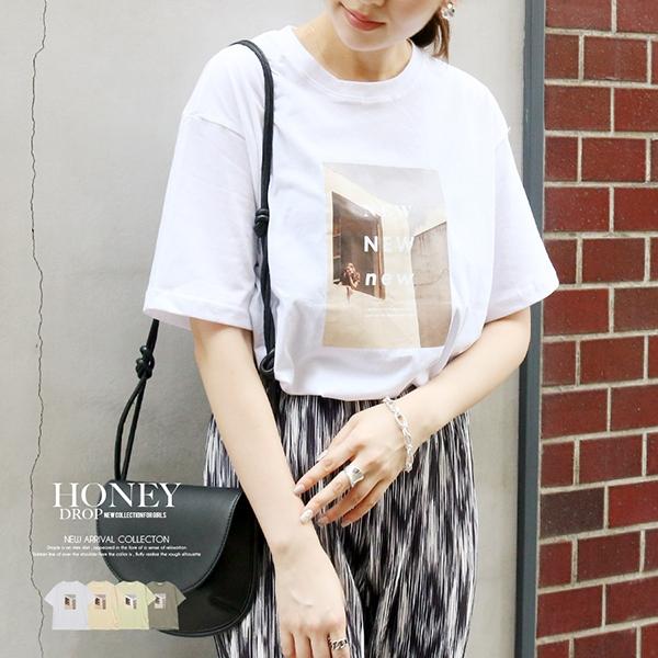 【予約8月中旬】【2020春夏新作】New Style Tシャツ/トップス