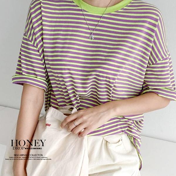 【予約4月下旬】【2021春夏新作】ボーダーTシャツ/y0409n0423