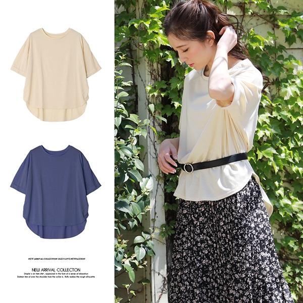 【2019春夏新作】オーバーサイズTシャツ
